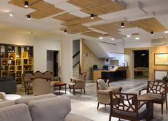 Alliance Hotel - Tbilisi - Lobby