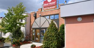 Best Hotel Reims La Pompelle - Ρενς - Κτίριο
