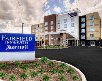 Fairfield Inn & Suites By Marriott Princeton - Princeton - Edificio