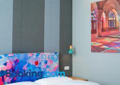 Cloudland International Youth Hostel - Kunming - Κρεβατοκάμαρα