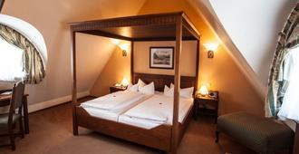 Hotel & Restaurant Klosterhof - דרזדן - חדר שינה