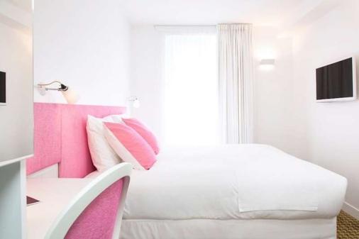 Hôtel Mistral - Paris - Schlafzimmer