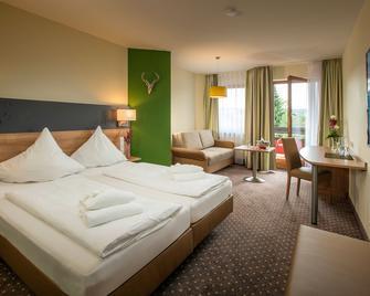 Hotel Waldachtal - Waldachtal - Schlafzimmer