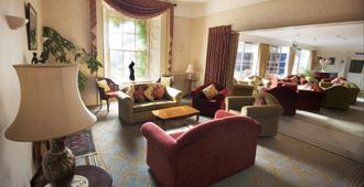 Penmere Manor Hotel - Falmouth - Lounge