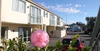 Alcala Motor Lodge - Christchurch - Edificio