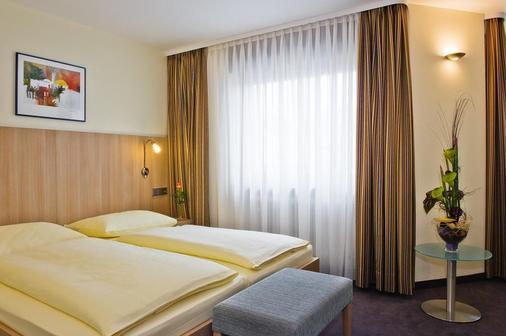 City Partner Hotel Berliner Hof - Karlsruhe - Phòng ngủ