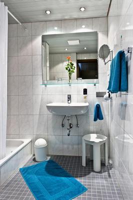 City Partner Hotel Berliner Hof - Karlsruhe - Bathroom