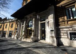 Hotel Majestic Roma - Roma - Bangunan