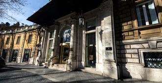 Hotel Majestic Roma - Roma - Edificio