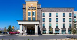 Comfort Inn and Suites Salt Lake City Airport - Salt Lake City
