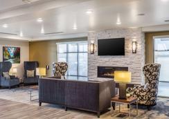 Comfort Inn and Suites Salt Lake City Airport - Salt Lake City - Lobby