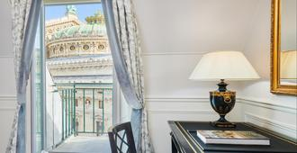 Intercontinental Paris Le Grand - París - Servicio de la habitación