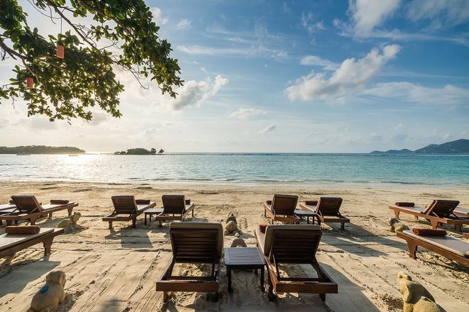 Muang Samui Spa Resort - Koh Samui - Ranta