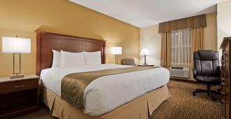 Best Western Executive Inn & Suites - קולרדו ספרינגס - חדר שינה