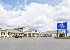 Americas Best Value Inn and Suites Thief River Falls - Thief River Falls - Building