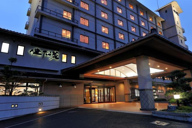 Kasyouen Hotel - Kyotango - Rakennus