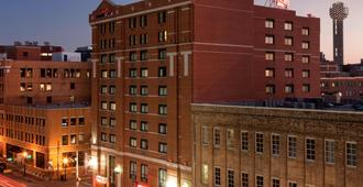 Springhill Suites Dallas Downtown / West End - Dallas - Edificio