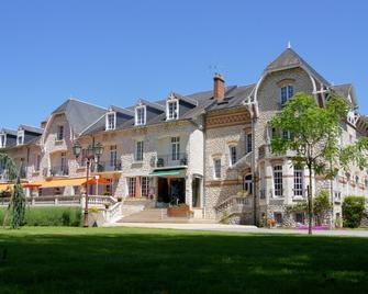 Le Parc - Salbris - Gebouw