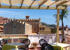 Villa Floresta Bed & Breakfast - Taormina - Balkong