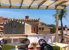 B&B Villa Floresta - Taormina - Balkong