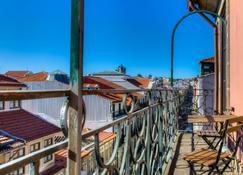 Porto Cinema Apartments - Oporto - Balcón
