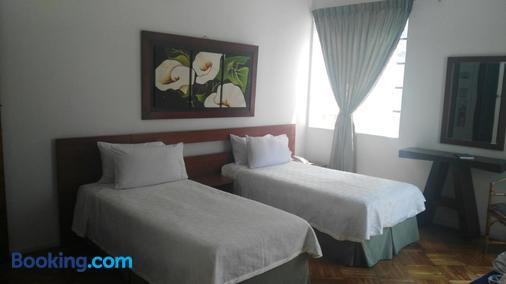 Hotel Bella Montana - Manizales - Bedroom
