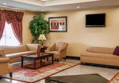 Comfort Suites near Indianapolis Airport - Ιντιανάπολη - Σαλόνι ξενοδοχείου