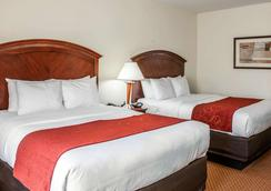 Comfort Suites near Indianapolis Airport - Indianapolis - Bedroom