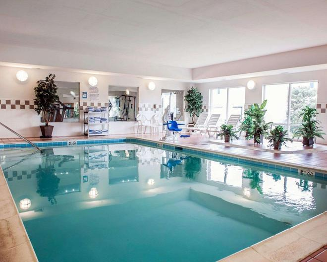 Comfort Suites near Indianapolis Airport - Ιντιανάπολη - Πισίνα