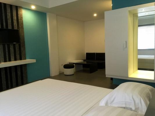 A Suites - Boracay - Bedroom