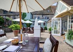 The Old Bell Hotel - Malmesbury - Innenhof
