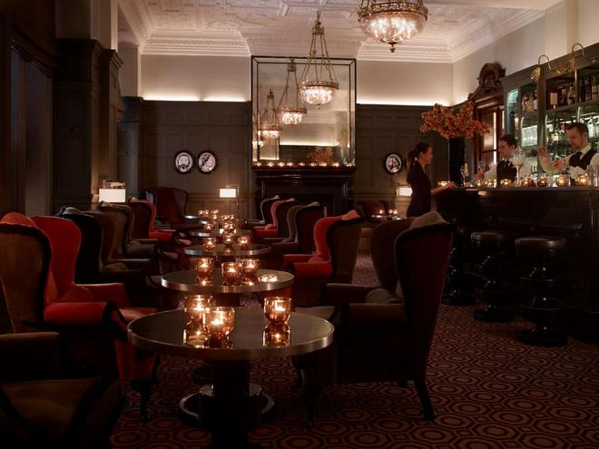 The Connaught - Londres - Bar