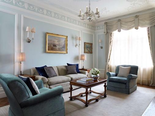 The Connaught - London - Wohnzimmer