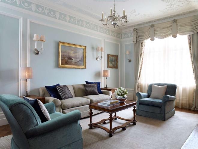 The Connaught - Londres - Sala de estar