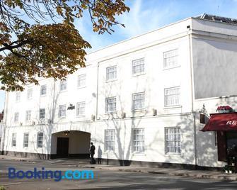 The Angel Hotel - Leamington Spa - Building