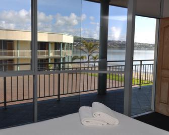 Hilton Motel - Port Lincoln - Balkon