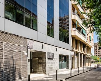 Eurostars Lex - L'Hospitalet de Llobregat - Edificio