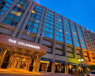 The Colonnade Hotel - Boston - Building