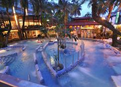 Art Spa Hotel - Yilan City - Bedroom