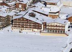 Thermal Badhotel Kirchler - Tux - Bygning