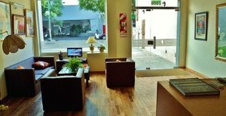Juramento de Lealtad Townhouse Hotel - בואנוס איירס - לובי