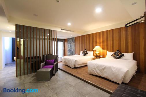 Hido Hotel III - Hengchun - Bedroom