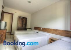 石殼旅館 - 薩爾瓦多 - 薩爾瓦多 - 臥室