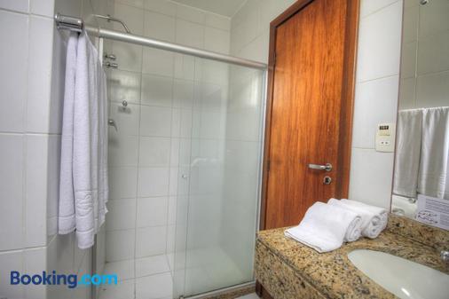 石殼旅館 - 薩爾瓦多 - 薩爾瓦多 - 浴室