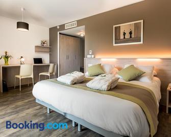 Hotel du Grand Parc - Gex - Bedroom