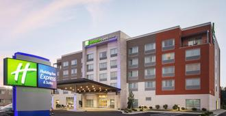 Holiday Inn Express & Suites Sandusky - Sandusky - Gebäude