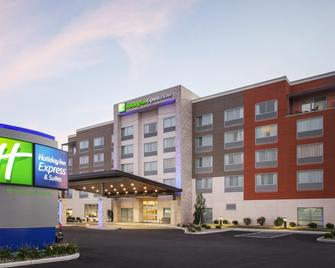 Holiday Inn Express & Suites Sandusky - Santa Monica - Gebouw