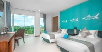 Fishermen's Harbour Urban Resort - Patong - Bedroom