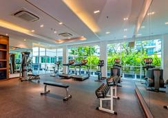 Fishermen's Harbour Urban Resort - Patong - Fitnessbereich