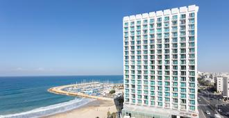Crowne Plaza Tel Aviv Beach - Tel Aviv - Building